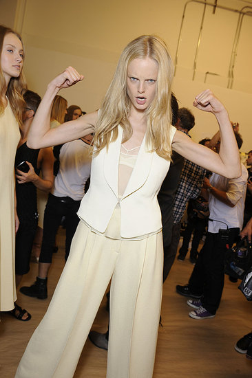 Spring 2012 Top Models — Most In-Demand