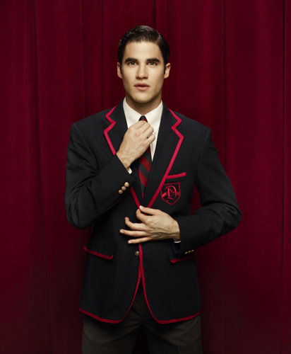 Blaine Anderson From Glee