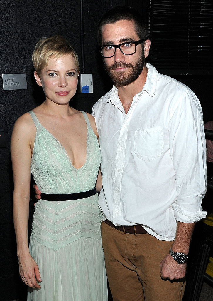 Jake Gyllenhaal and Michelle Williams Premiere PicturesJake Gyllenhaal And Michelle Williams