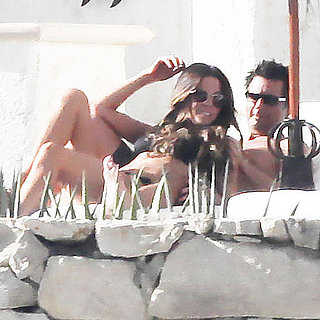 Kate Beckinsale Bikini Pictures in Mexico With Len Wiseman