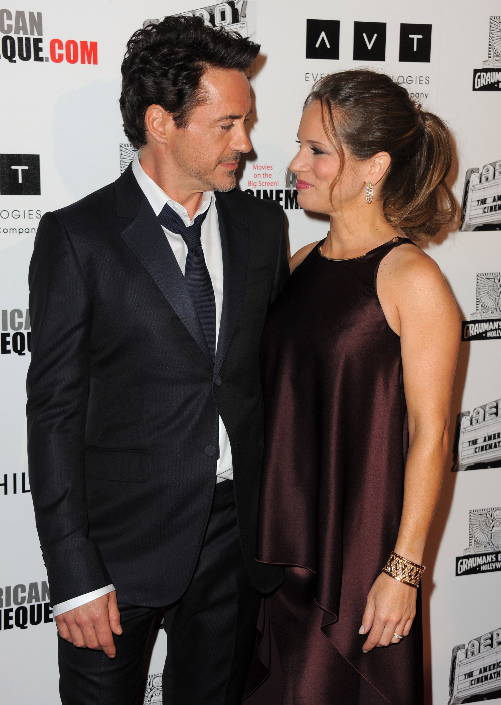 Robert Downey Jr. and his wife, Susan, are expecting their first child together.
