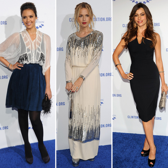 Jessica Alba, Rachel Zoe, and Sofia Vergara Sparkle For the Decade of Difference Gala