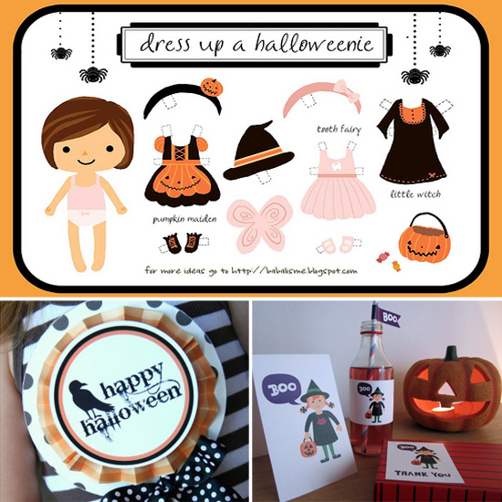 printable halloween decorations kids photo2 - Printable Kids