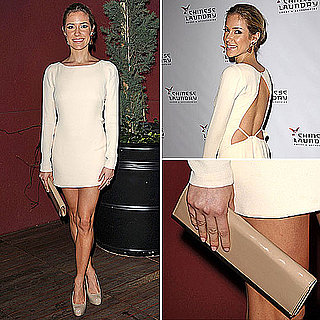 Kristin Cavallari Chinese Laundry Party