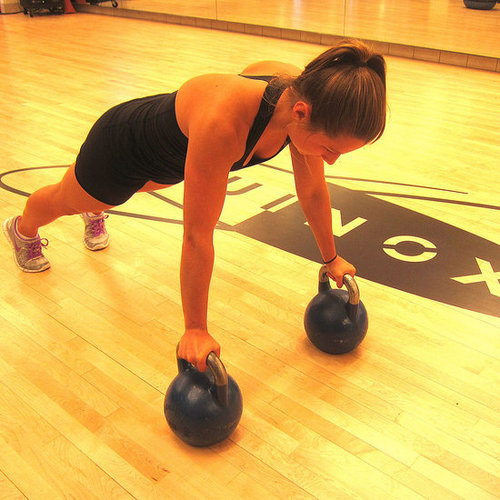 30-Minute Circuit Workout From Equinox Trainer