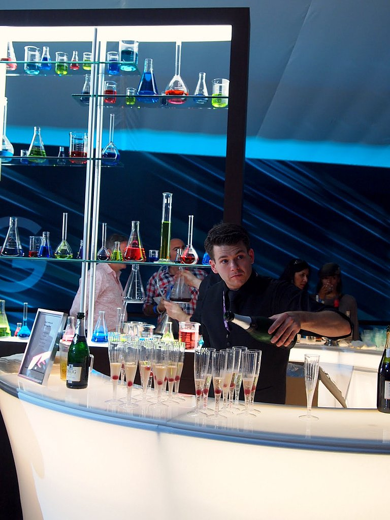 Lexus Mixology Lab at the Grand Tasting
