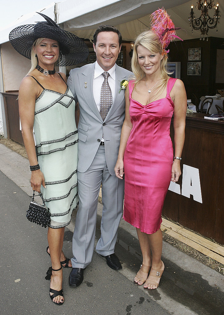 2005: Sonia Kruger, Matt White and Simone Callahan