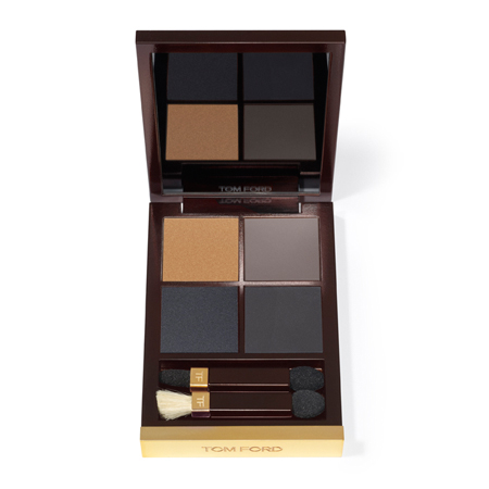 Tom Ford Eye Color Quad in Titanium Smoke, $100