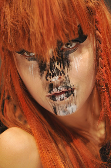 Halloween Makeup Ideas and Crazy Runway Beauty Looks