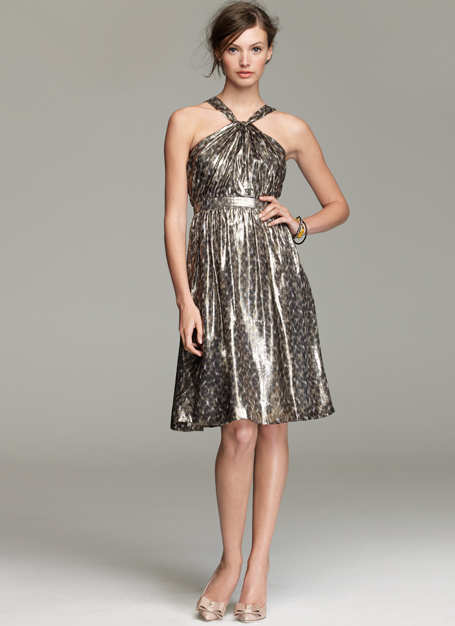 Crew s holiday 11 look book bridal bridesmaid and party dresses
