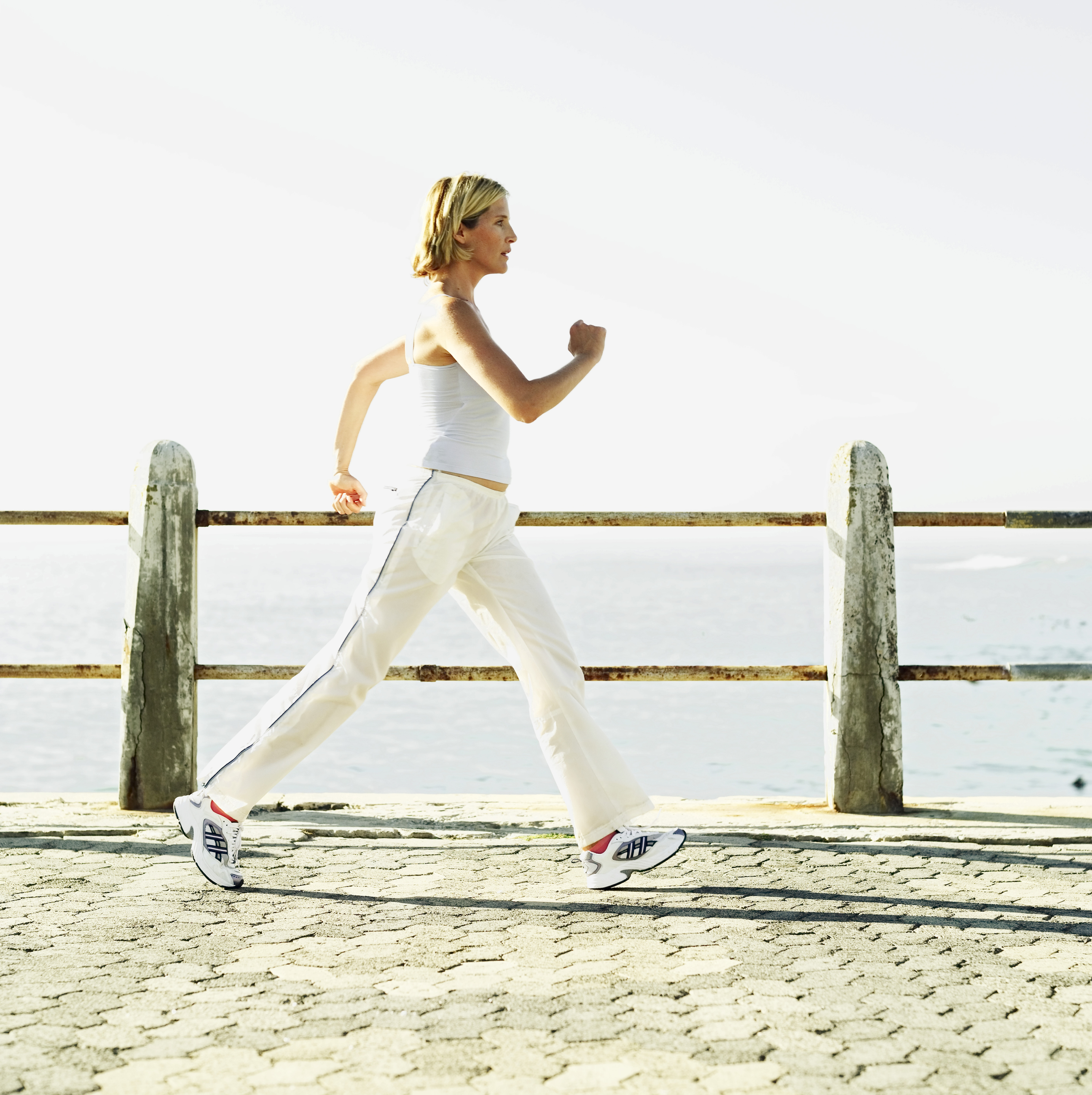 Brisk Walking | The Best Exercises to Do When Sick ...