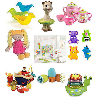 Fun Bath Time Toys For Babies and Toddlers