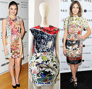 A Peek at Mary Katrantzou's Collection For Topshop — Plus, See the Celebs Who Wear Her Designs