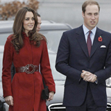 Kate Middleton and Prince William in Denmark Video