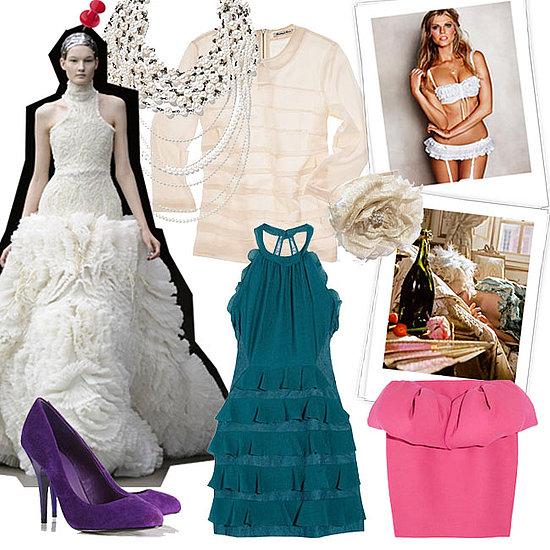 Marie Antoinette Inspired Style