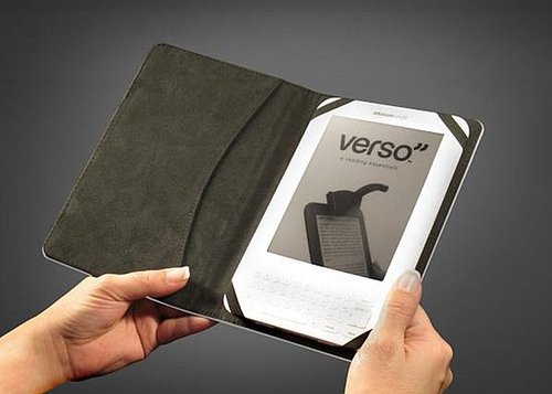 Favorite E-Reader Accessory: LightWedge Vero Cover