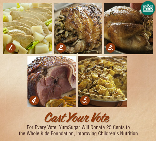 Vote For Your Favorite Dish!