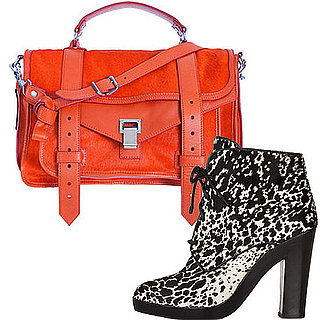 Shop Calf and Pony Hair Shoes and Bags