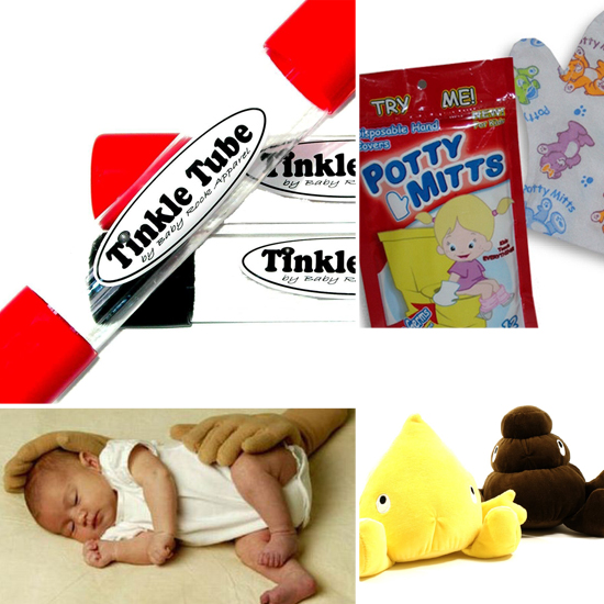 10 Wacky Baby Products to Leave Off Your Registry