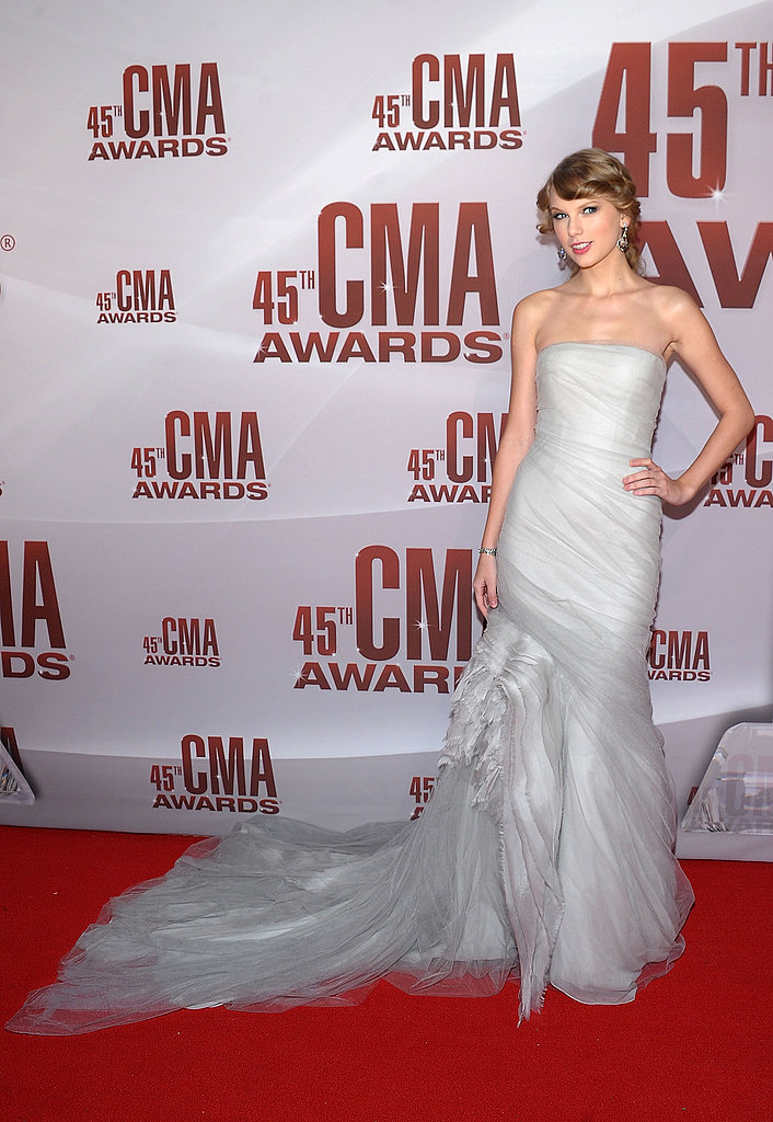 Celebrities at 2011 CMA Awards
