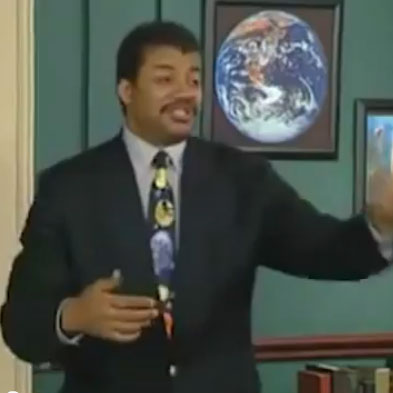 Sypmhony of Science Neil deGrasse Tyson Video