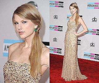 Taylor Swift at 2011 American Music Awards
