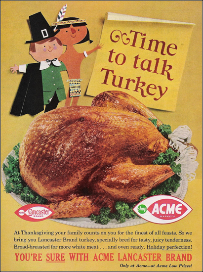 Pick a Big Turkey