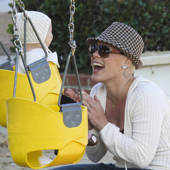 Pink and Baby Willow at Malibu Park Pictures