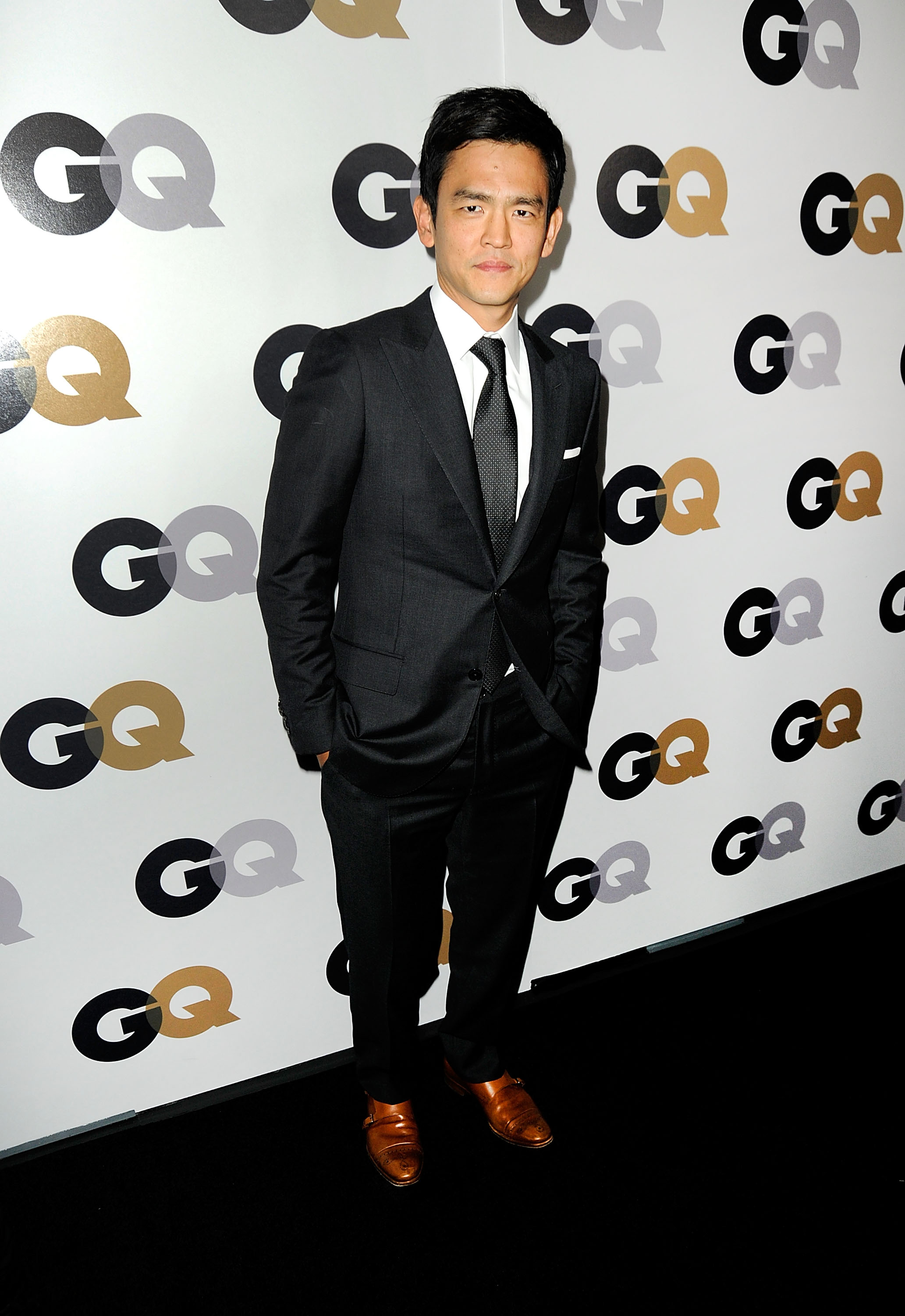 Brown Dress Shoes With Black Suit