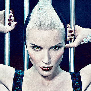 Daphne Guinness For MAC Makeup Collaboration Pictures