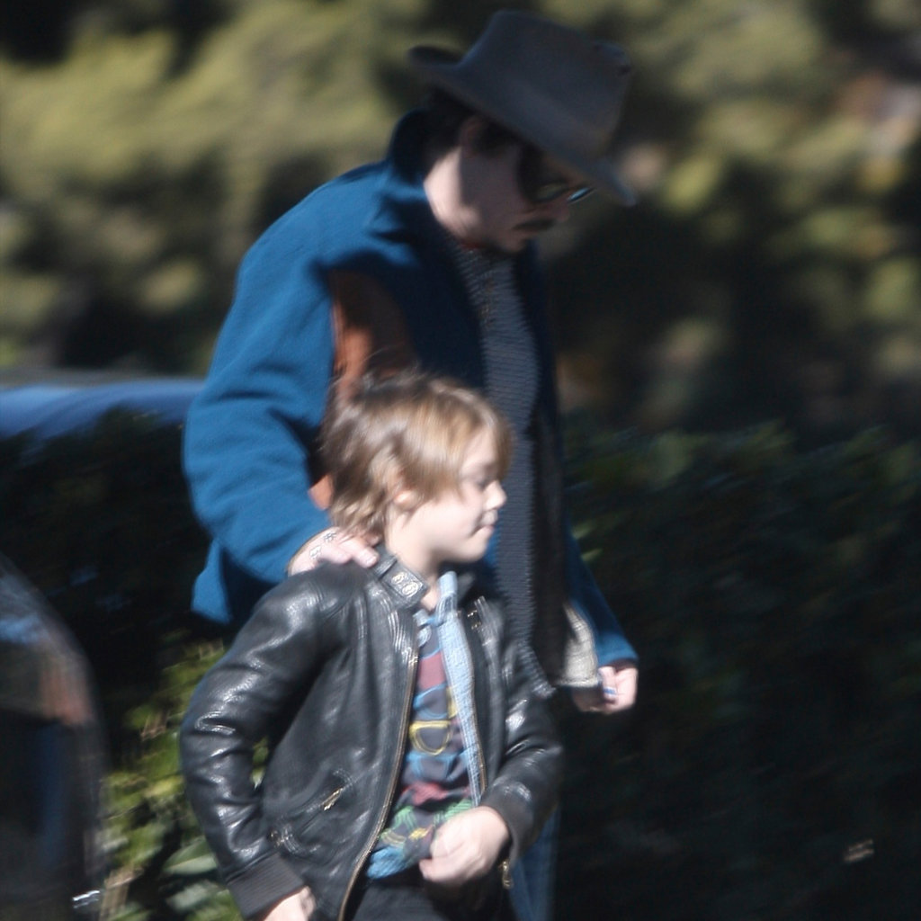 jack depp and johnny depp - photo #3