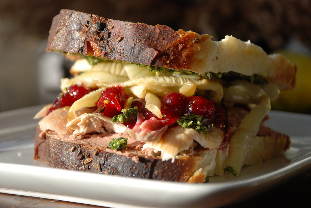 Thanksgiving Sandwich