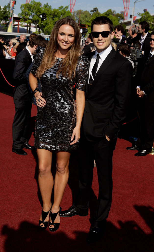 2009: Natalie Gruzlewski and Jason Dundas