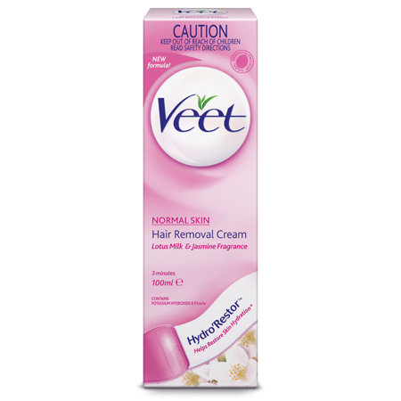 Veet Hair Removal Cream with Hydro'Restor, $7.79