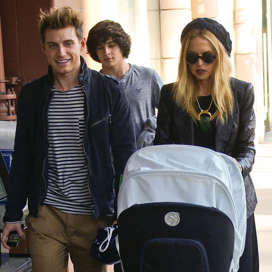Rachel Zoe Shopping With Jeremiah Brent Pictures