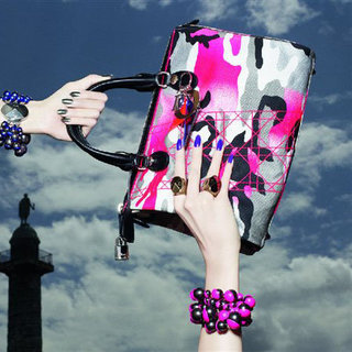 Artist Anselm Reyle For Dior Beauty: Palette and Nail Polish