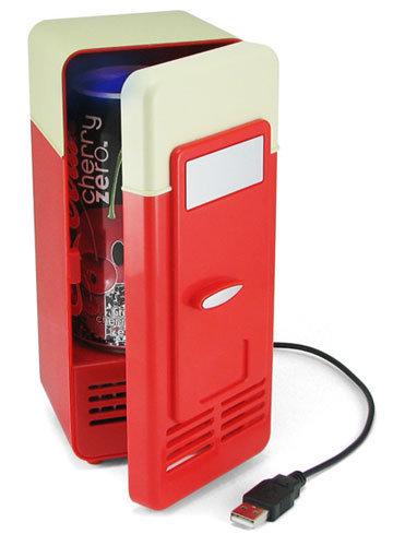 USB LED Beverage Cooler
