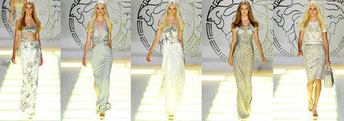 Versace Spring 2012, to die for
