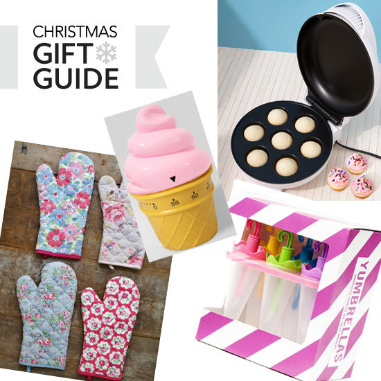 Christmas gift ideas for the fashionable foodie cute for Homemade baked goods for christmas gifts