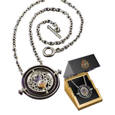 Harry Potter Hermione's Time-Turner Necklace ($225)