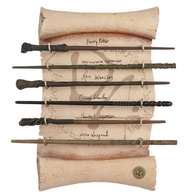 Dumbledore 39 s army wand collection 150 for Dumbledore first wand