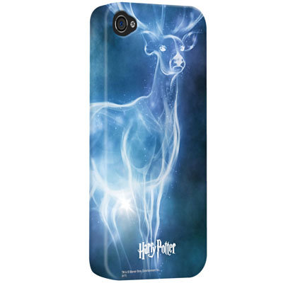 Harry Potter Patronus iPhone Case ($35)