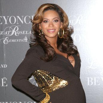 Beyonce Making Fun of Baby Bump Video