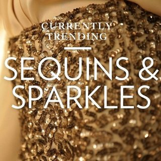 Three Ways to Wear Sparkles and Sequins for the Party Season: Tanks, Skirts and Party Dresses!