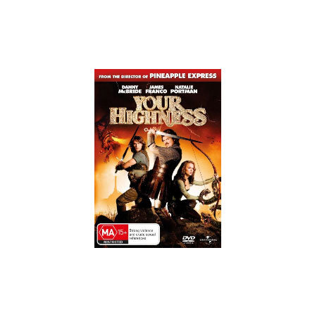 Your Highness, $19.99