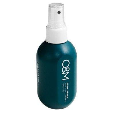 O&M Surf Bomb Sea Salt Spray, $24.95