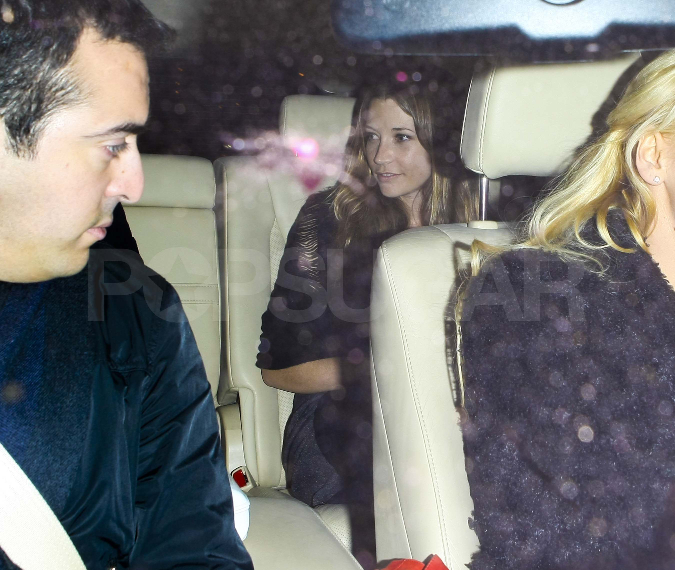 Sarah Roemer out in LA.
