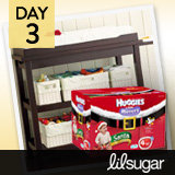 15 Days of Holiday Giveaways, Day 3: Win a $1,300 Huggies® Prize Pack