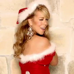 Mariah Carey and Justin Bieber All I Want For Christmas Is You Music Video