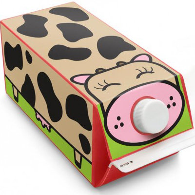 Box Play For Kids Transforms Milk Cartons Into Toys